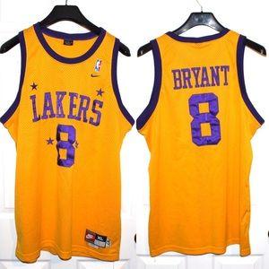 Nike Kobe Bryant Los Angeles Lakers Jersey #8 XL